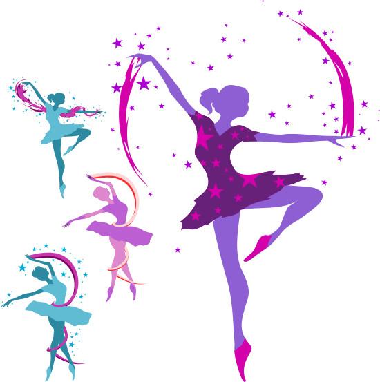 картинки для танцевальных логотипов